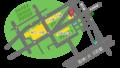 事務局への地図